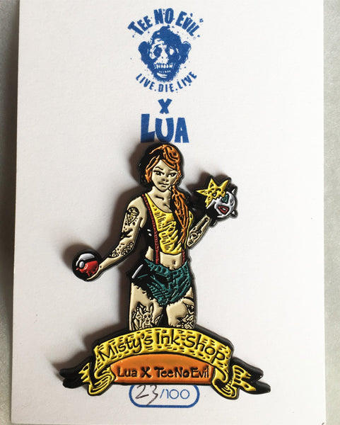 Lua Stardust Limited Edition Pin