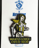 Neptune Waifu Limited Edition Pin