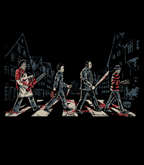 Horror Abbey Road