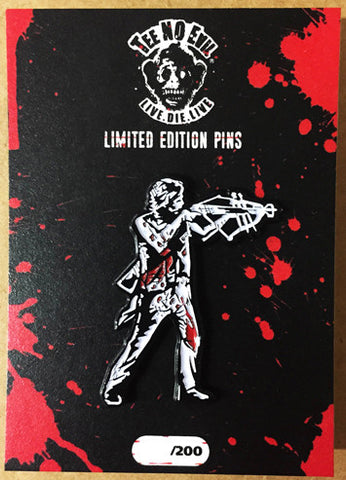 Sharpshooter Limited Edition Pin