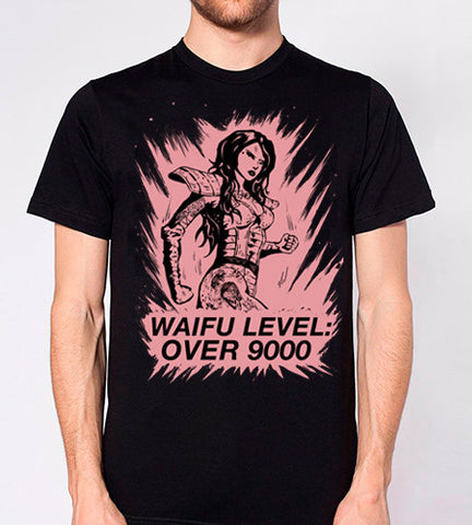 Neptune Waifu Limited Edition Tee