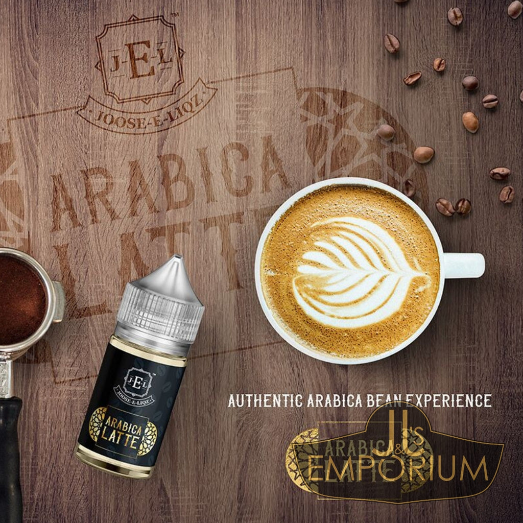 Arabica Latte (30mls)