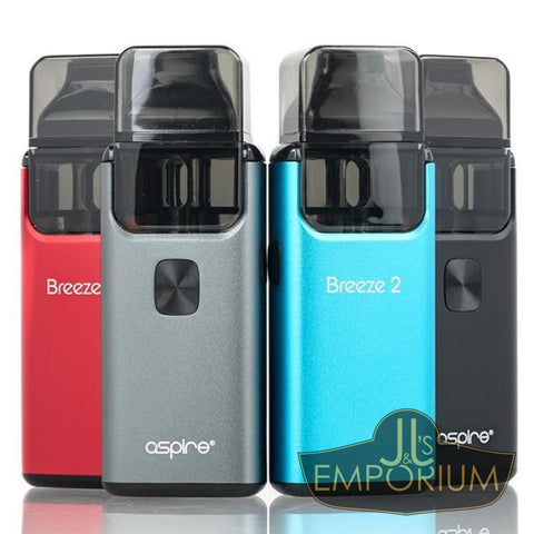 Aspire Breeze 2 All-In-One Pod Kit