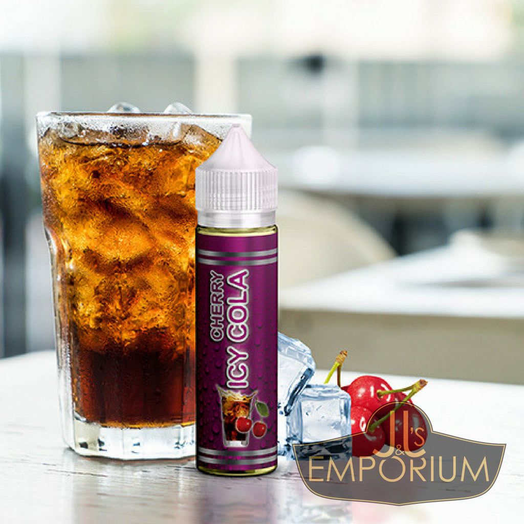 Icy Cherry Cola (30mls)