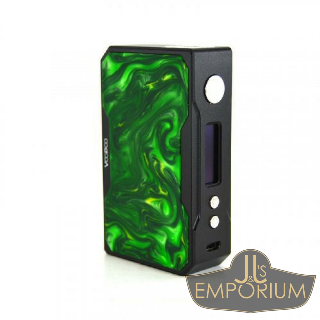 Voopoo Drag 157W Resin - Black Frame