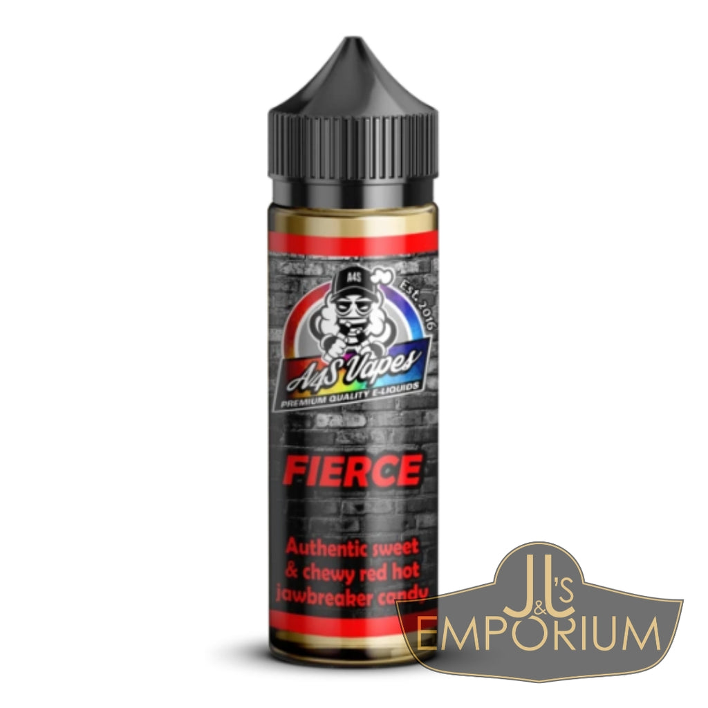 A4S Vapes - Fierce (60mls)
