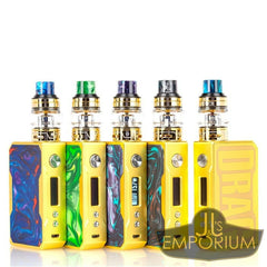 Limited Edition Voopoo GOLD Drag Kit (Includes Voopoo UForce Sub-Ohm Tank)
