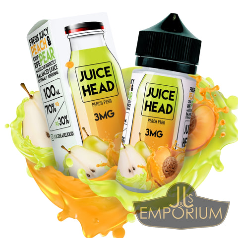 Juice Head - Peach Pear (100mls)