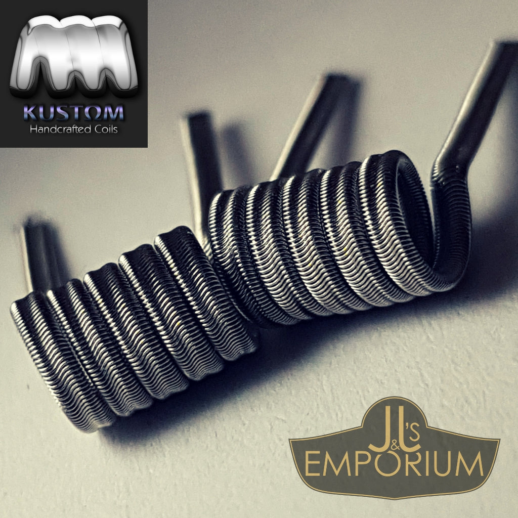 Kustohm Handcrafted Coils