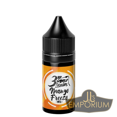 3rd World Liquids - Mango Freezo (30mls) - MTL Range