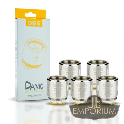 OBS Damo Replacement Coils