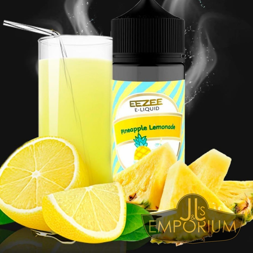 Pineapple Lemonade (100mls)
