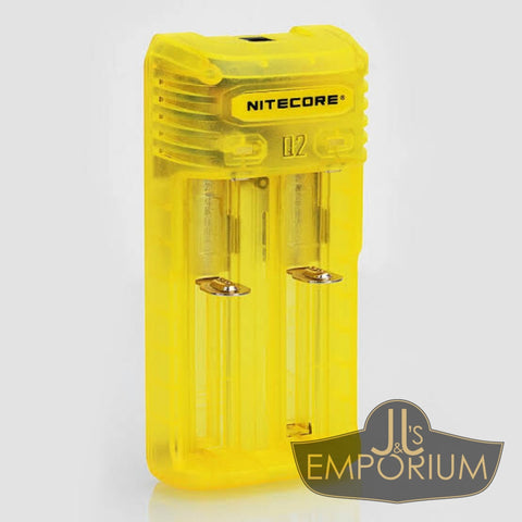 Nitecore Battery Charger - Q2
