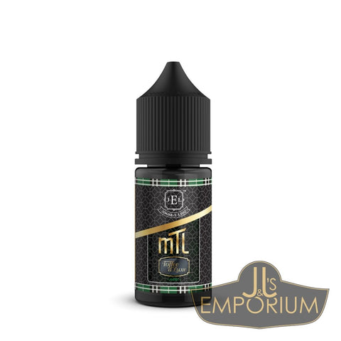 Toffee D'luxe Mint (30mls) - MTL Range