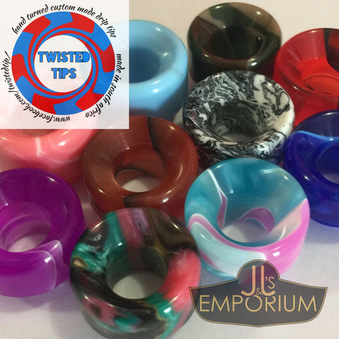 810 Drip Tips by Twisted Tips