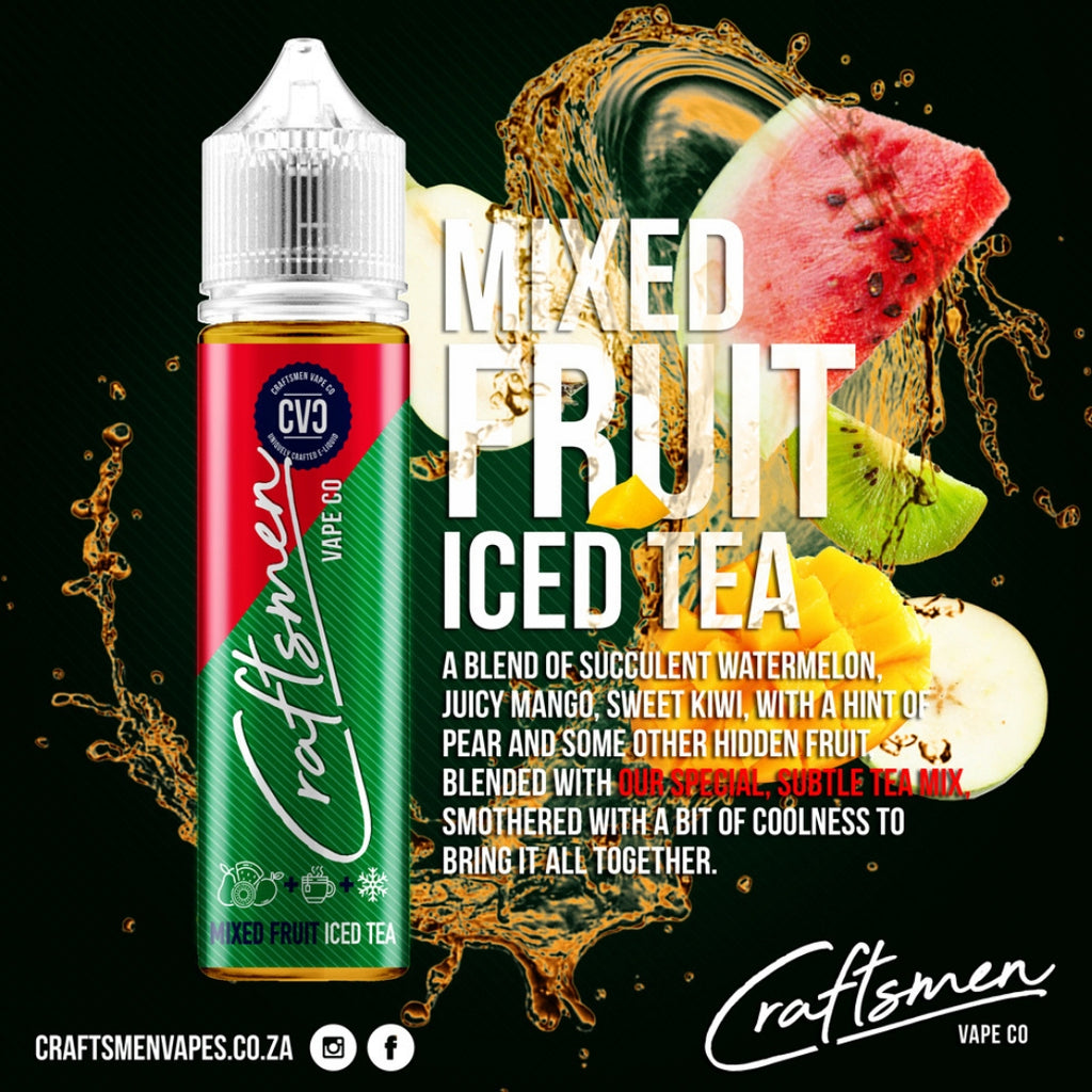 Mixed Fruit Ice Tea (60mls)