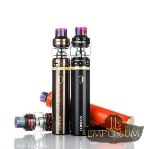 Voopoo Caliber 110W Starter Kit (Includes Voopoo UForce Subohm Tank)