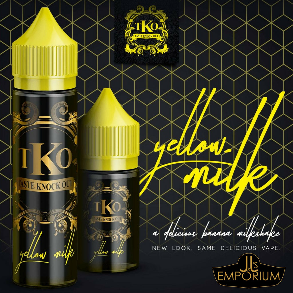 Yellow Milk (30mls)