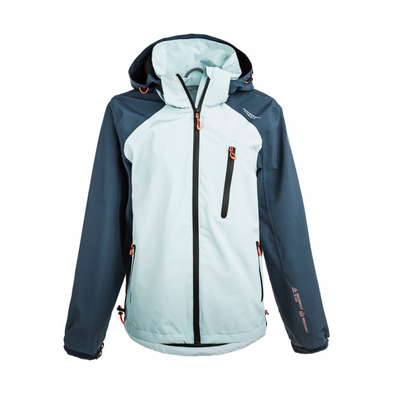 Weather Report, Camelia W AWG Jacket W-PRO 15000- Regnjakke med stretch str 46-50