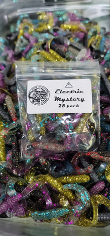 ELECTRIC MYSTERY 25 PACK
