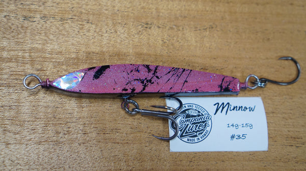 "Floating Minnow 4.25"" 14g-15g #35"