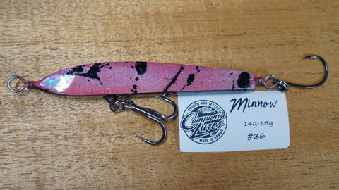 "Floating Minnow 4.25"" 14g-15g #36"
