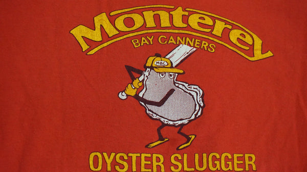 90's Retro Monterey Bay Canners Oyster Slugger.