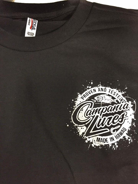 Campania Trifecta Cotton T's