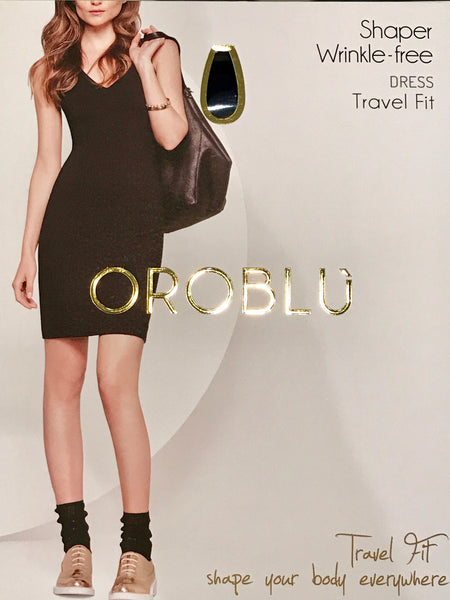 Oroblu TRAVEL dress sleeveless mouwloos jurkje