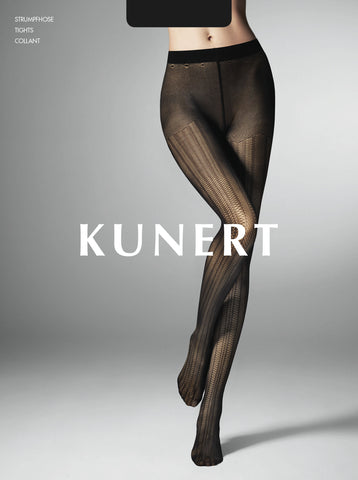 Kunert Filigrant Fishnet panty met visnet optiek