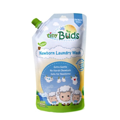 Tiny Buds Natural Laundry Wash