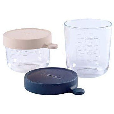 Beaba Conservation Jars Set