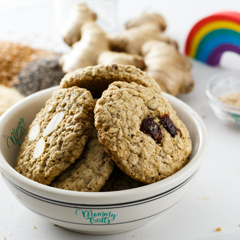 Mommy Treats Sugarfree Super Momma Cookies | Assorted | Lactation
