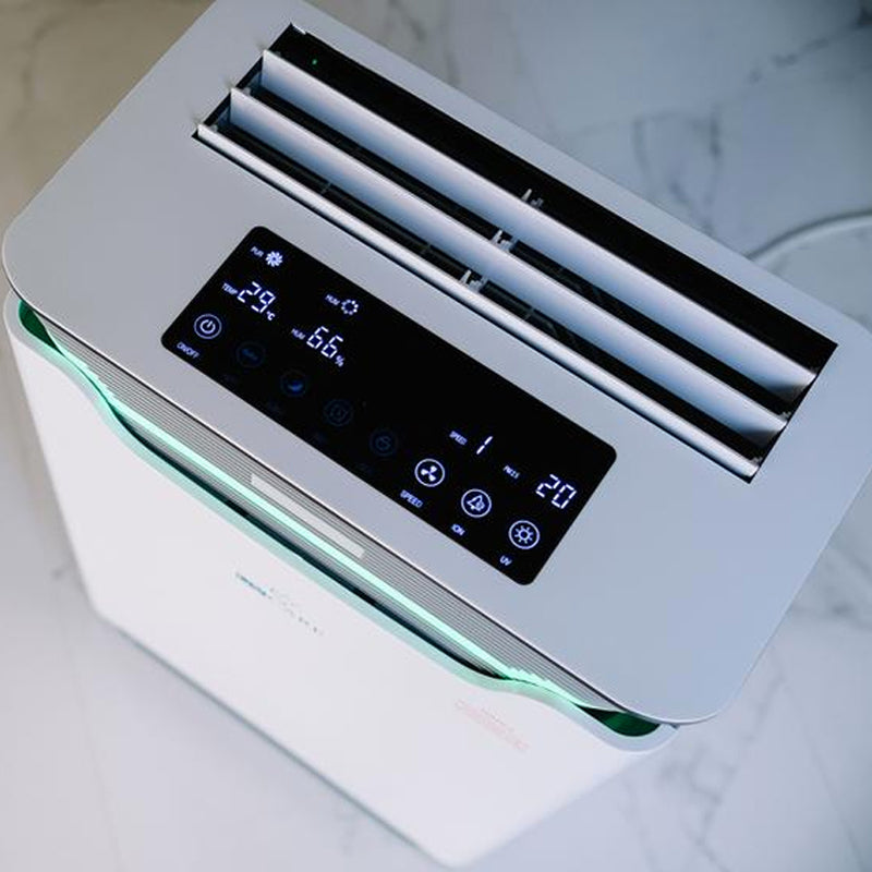 UV Care Air Purifier with Humidifier