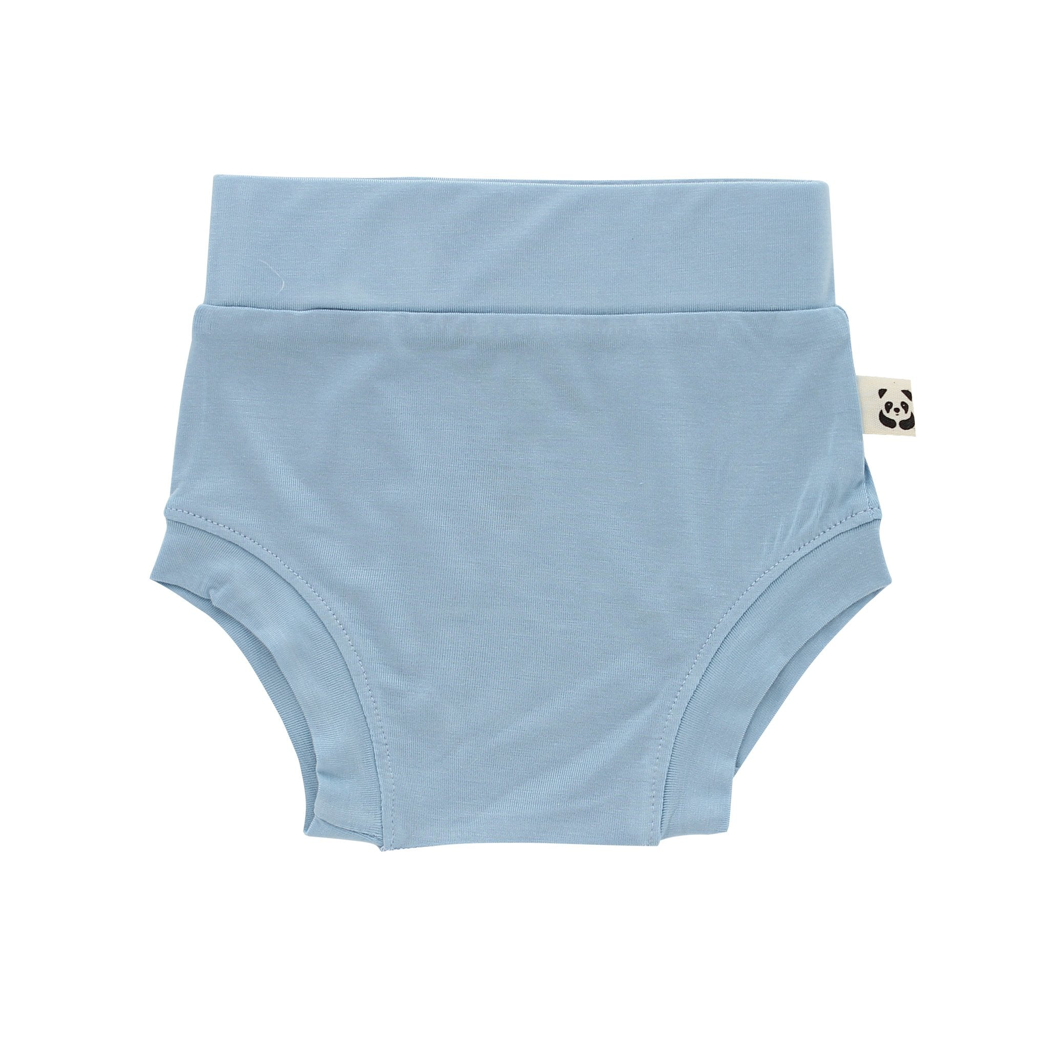 Bamberry Baby Boy Bloomer Dusty Blue