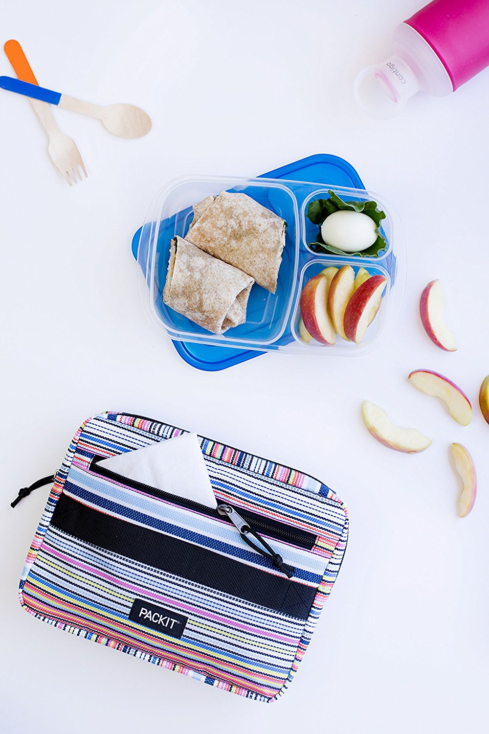 Packit Freezable Bento Box Set