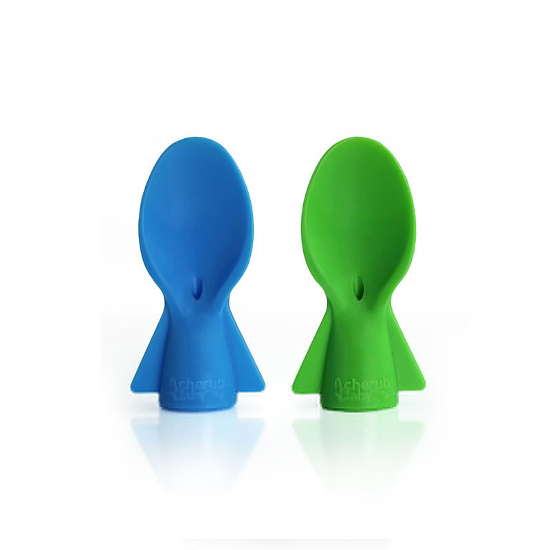 Cherub Baby Spoon Connector (2pcs)