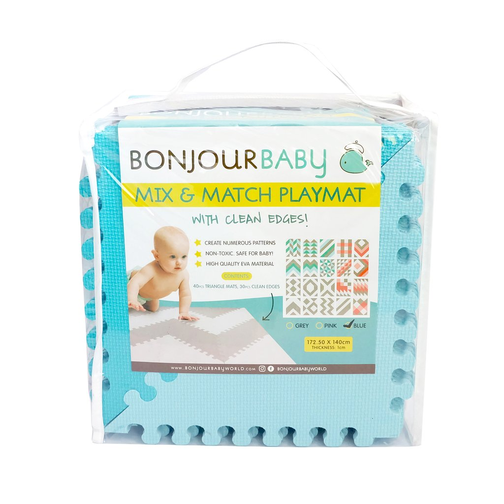 Bonjour Baby Baby Mix & Match Playmat
