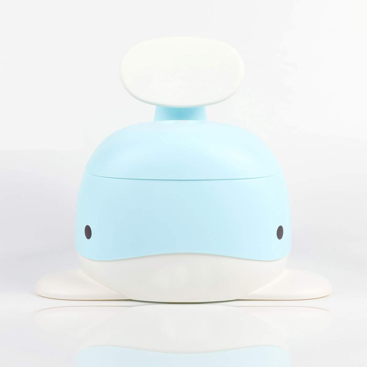 Bonjour Baby Whale Potty Blue