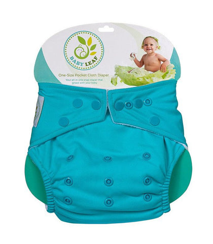 Bubble Gum Delight One-Size Cloth Diapers