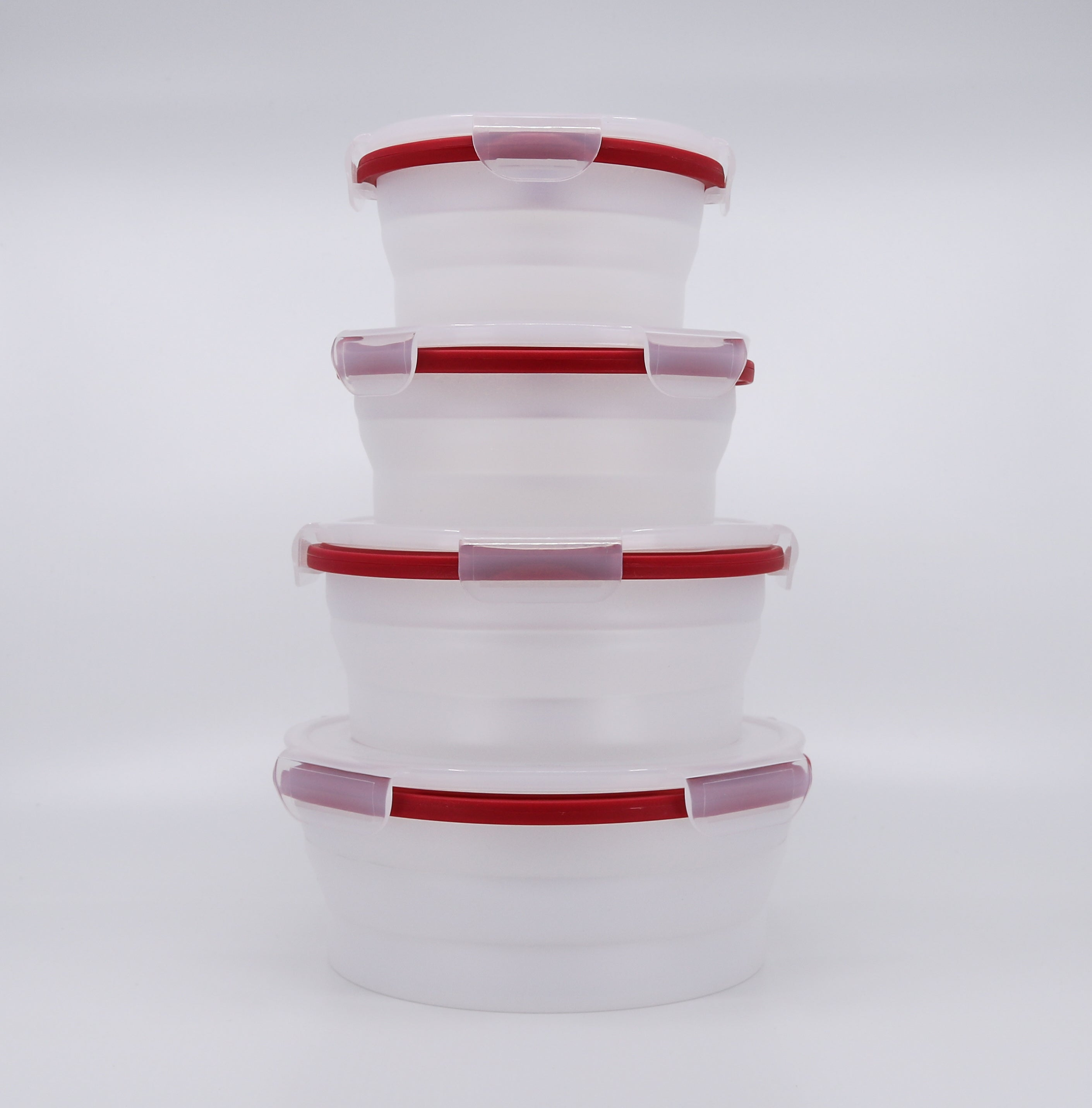 Silico CollapsiBowl - Value Set of 4