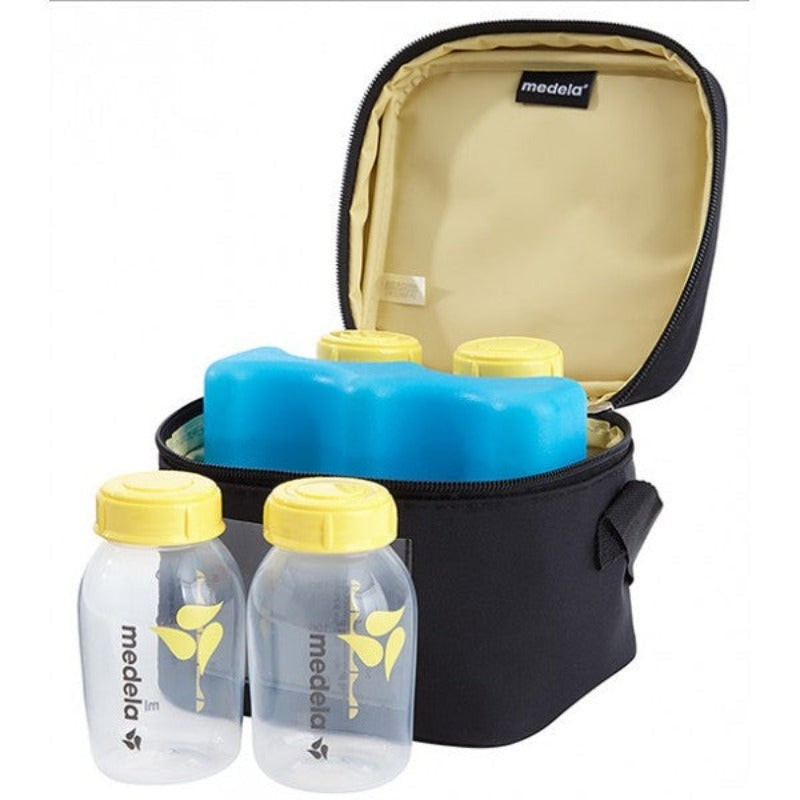 Cooler Bag with Cooling Element
