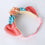 Style Me Little Cat Ears Fleece Hairpiece - Spring | Soft Elastic | 3-6 Months