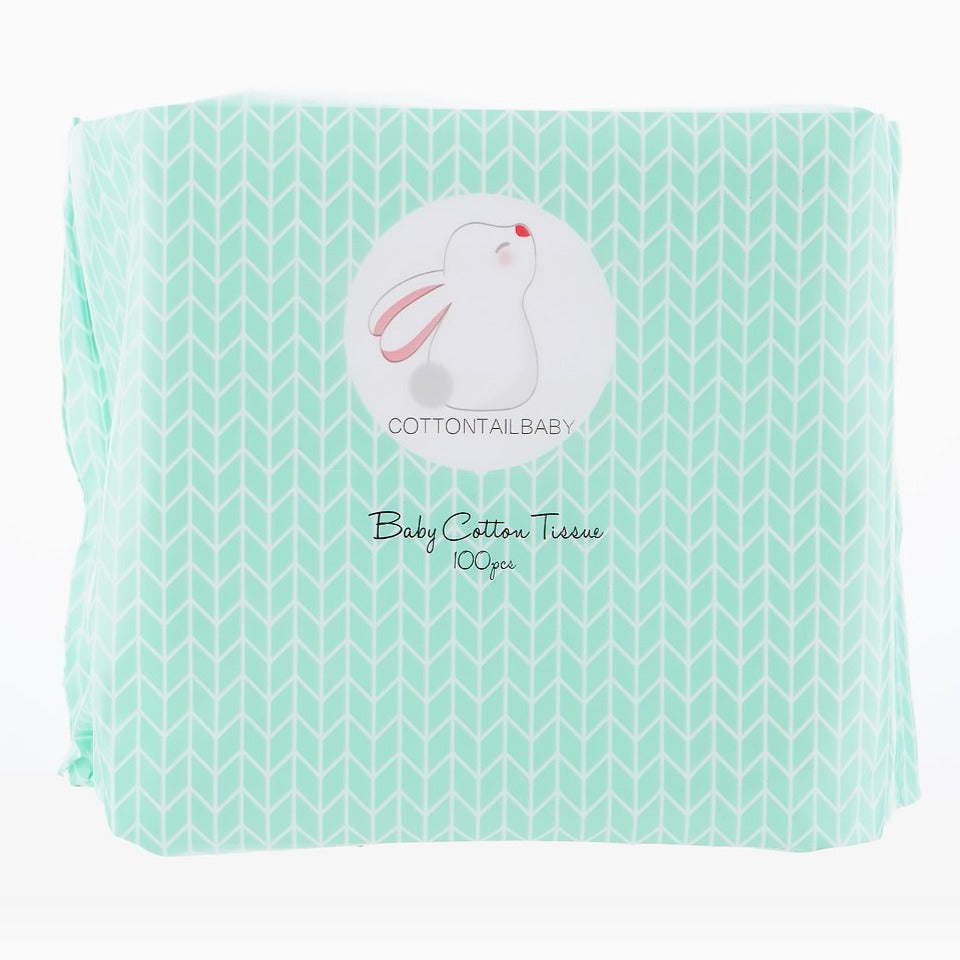 Cottontail Baby Tissue 100's