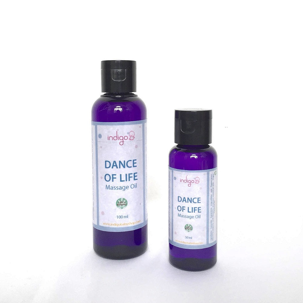 Dance of Life Massage Oil