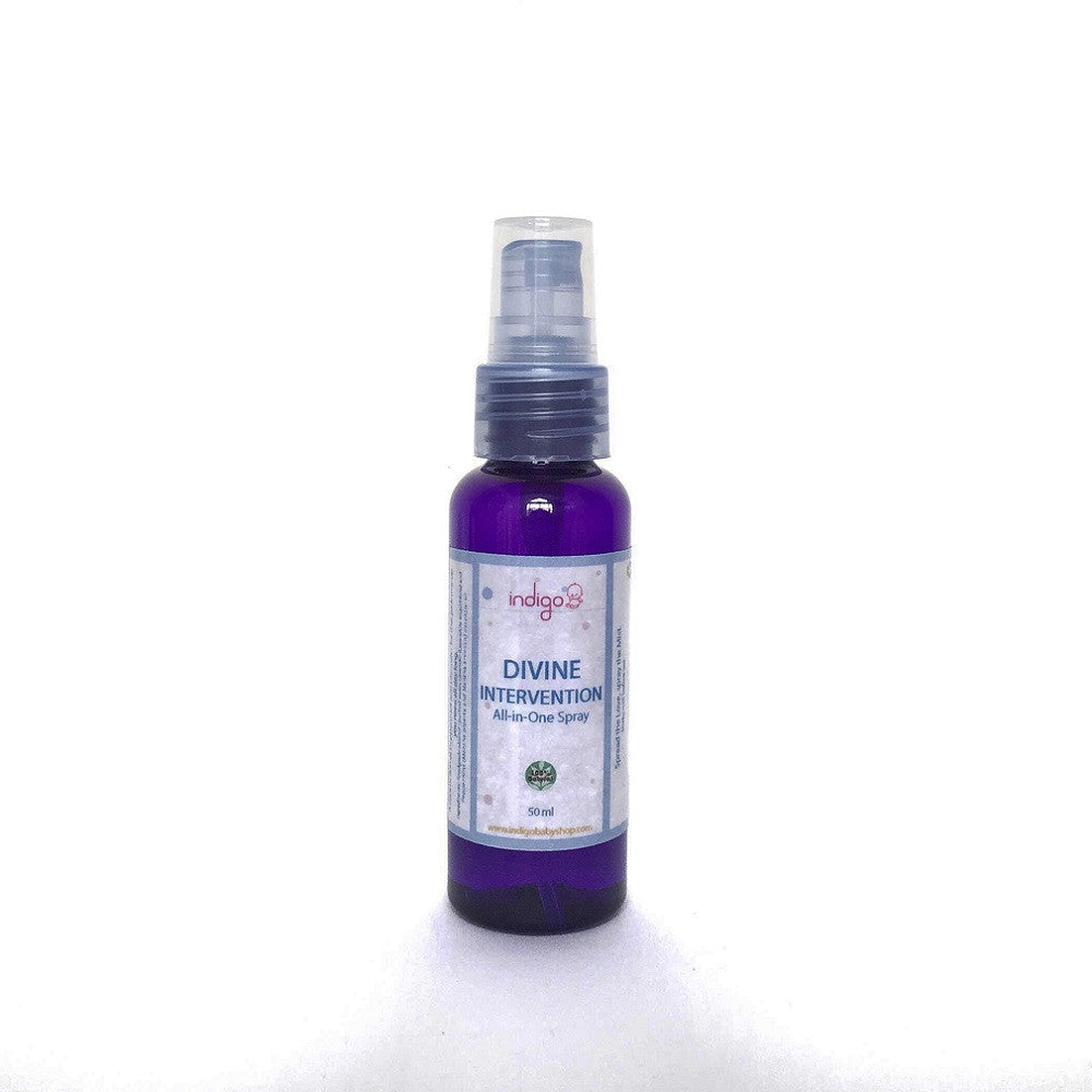 Indigo Baby Divine Intervention Room and Linen Spray 100ml
