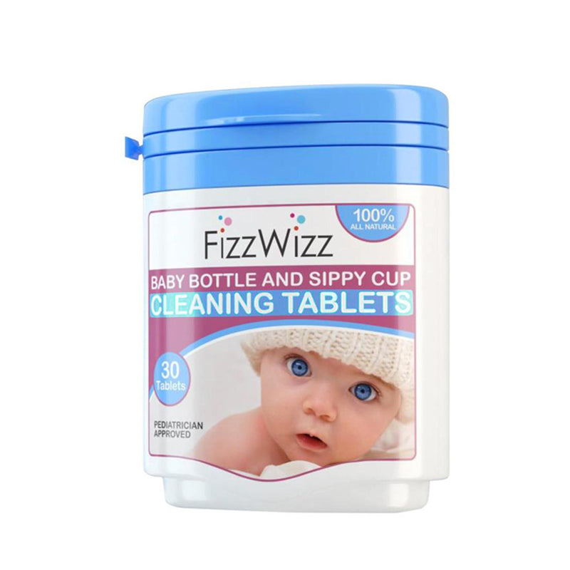 FizzWizz All-Natural Cleaning Tablets (30pcs)