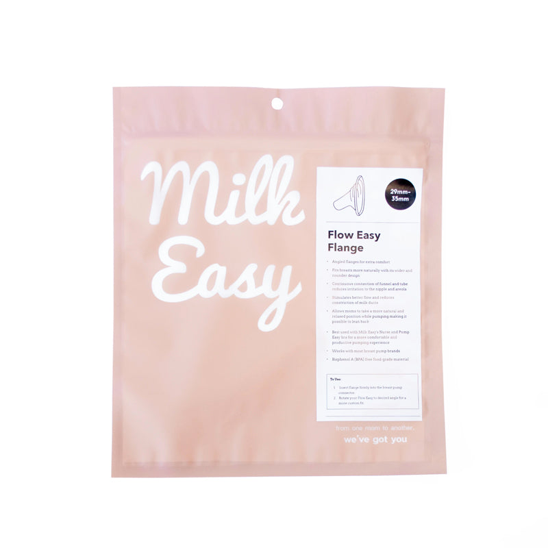Milk Easy Flow Easy Flanges