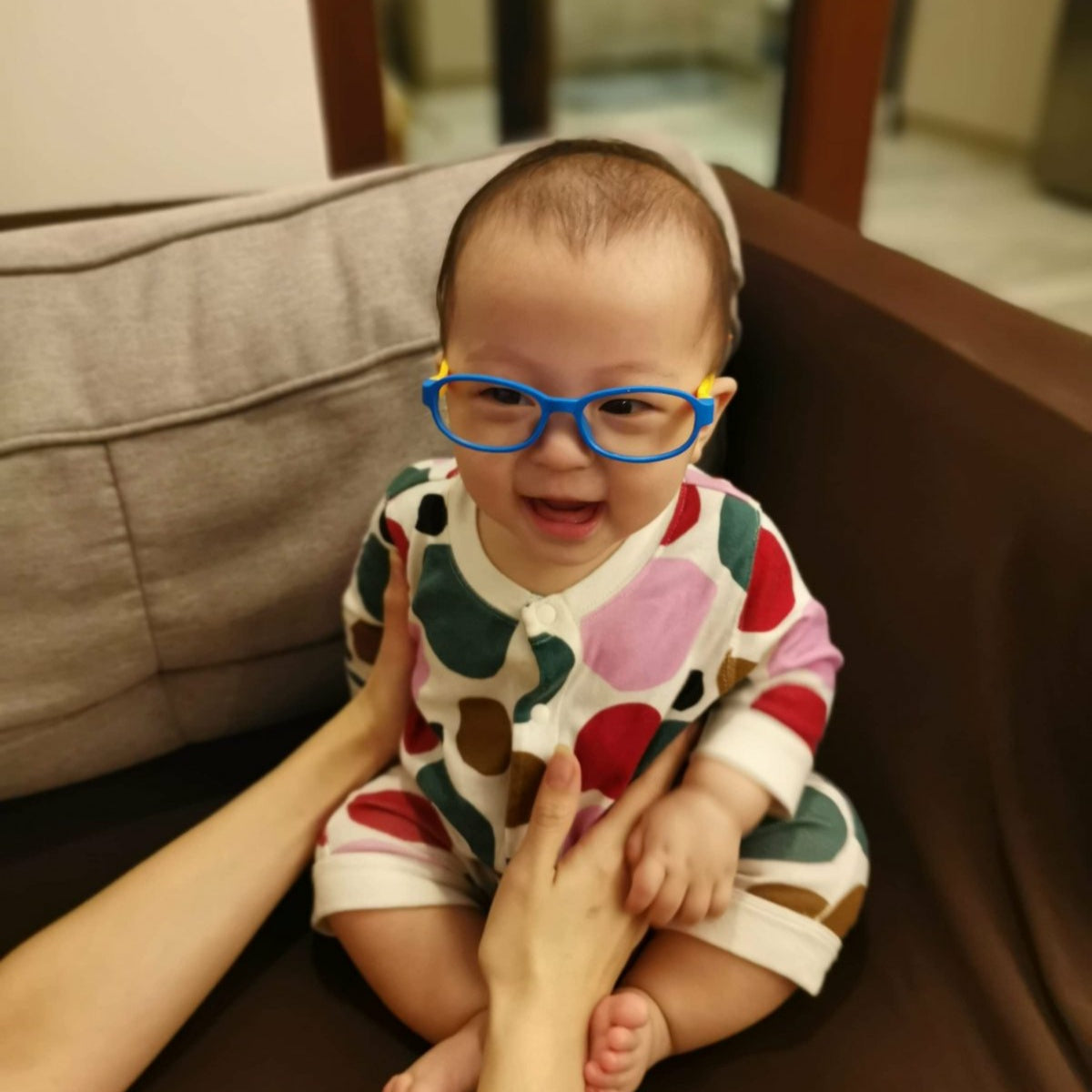 Smart Specs Anti-Blue Light Glasses for Babies (0-2y)