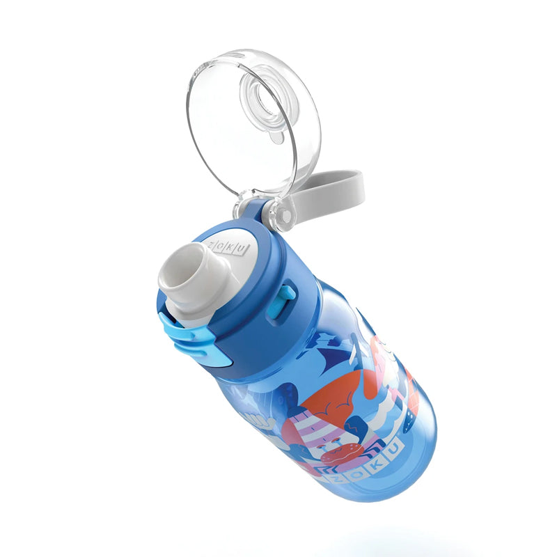 Zoku Kids Flip Gulp Bottle
